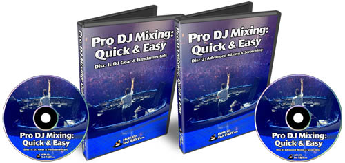 Pro DJ Mix DJ Training