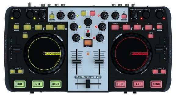MixVibes+UMix+Control+Pro+2 The Best DJ Controllers For 2013