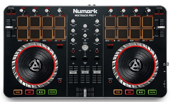 Numark+Mixtrack+Pro+2+review Numark Mixtrack Pro 2 Review