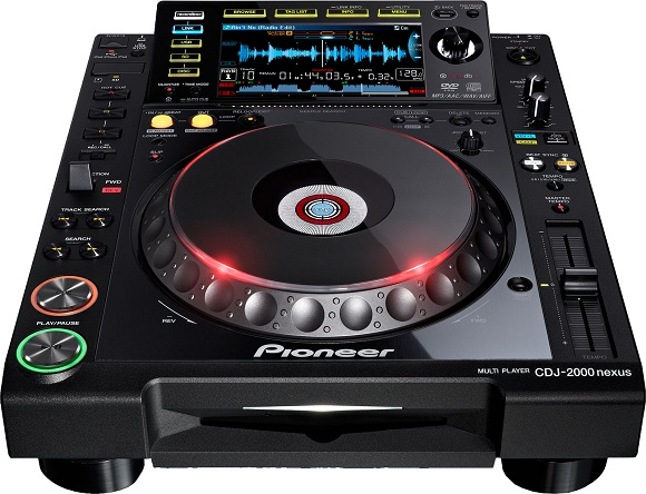 best+dj+controller+Pioneer+CDJ2000+Nexus The Best DJ Controllers For 2013