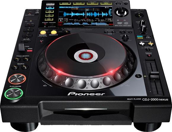 best+dj+controller+Pioneer+CDJ2000+Nexus