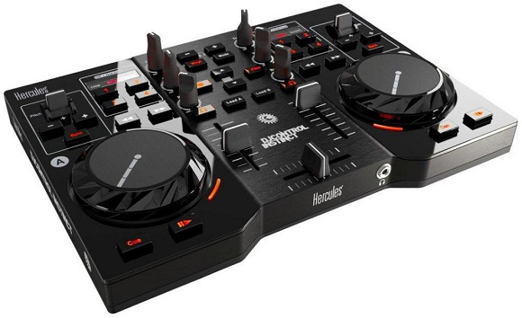 best+dj+controller+hercules+control+instinct The Best DJ Controllers For 2013