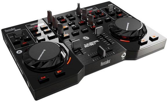 best+dj+controller+hercules+control+instinct