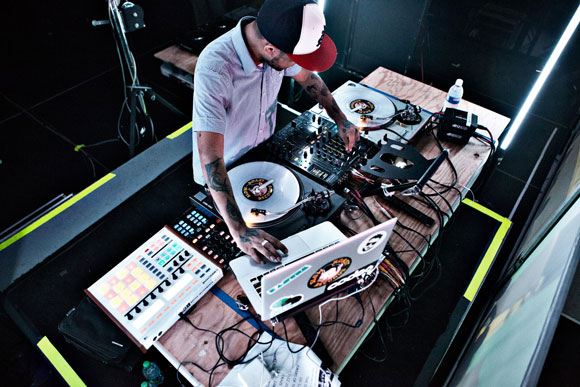 DJ Gear For Live DJ Remixes