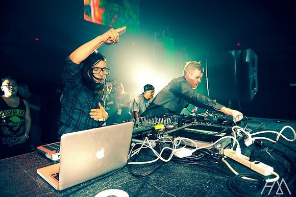 high paid DJs skrillex High Paid DJ's – It's All About The Venue