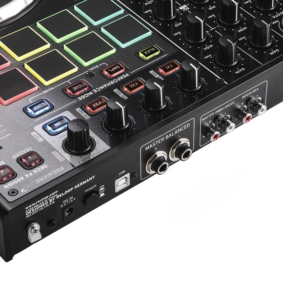 reloop terminal mix 8 serato review Serato DJ Controller Review – Terminal Mix 8
