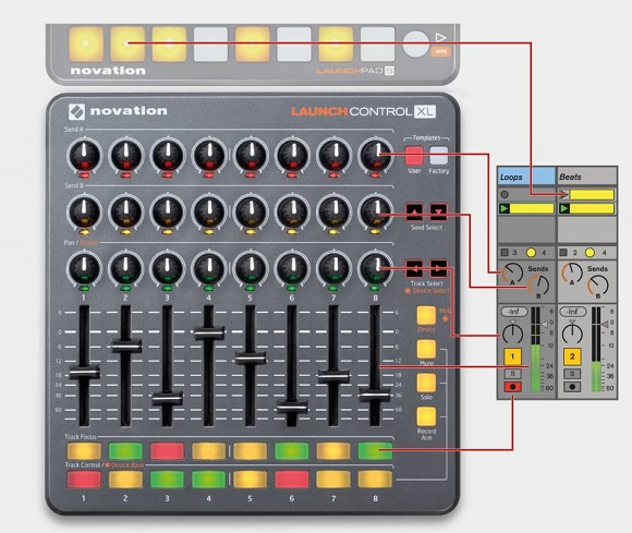 smush-novation+launch+xl+controller