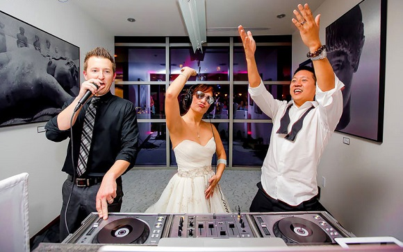 Wedding DJ gigs